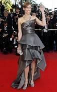 Американската актриса Хилари Суонк пристигна за прожекцията на
