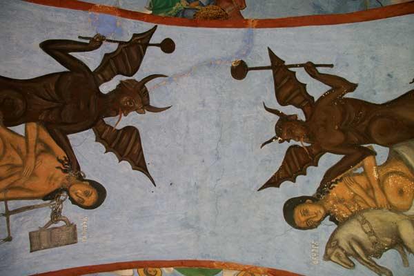 Churilovo_monastery10w Всемирното Православие - За врачките, гледачките и за вредата от окултизма