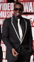Американският рапър и продуцент Шон Комбс пристига на връчването на наградите на MTV в Ню Йорк. Снимка: Ройтерс