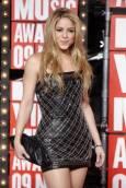 Шакира на наградите на MTV. Снимка: Ройтерс