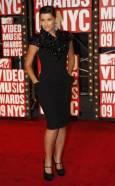 Нели Фуртадо на наградите на MTV. Снимка: Ройтерс