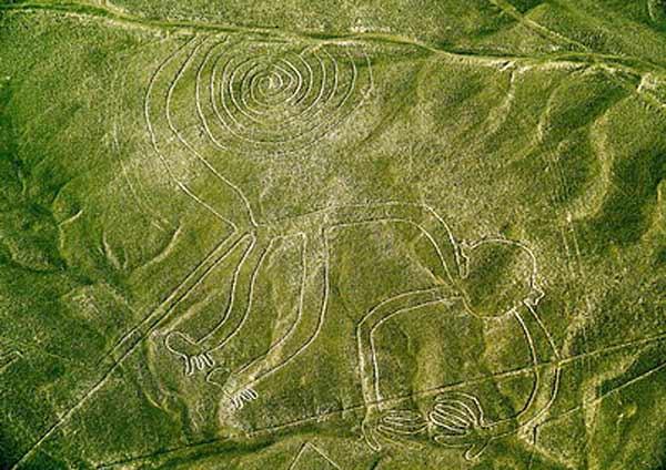 Със самолет над загадъчните рисунки по платото Наска. Снимки: Николай Генов
