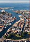 Градска трансформация: пазаруване с каяк в най-зеления датски квартал