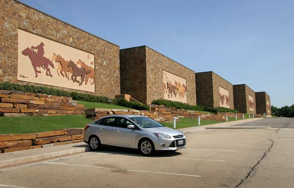 Музеят на американската история в Оклахома сити, Оклахома. Снимка: Иван Бакалов
