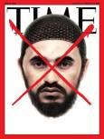 "Корица на сп. ""Тайм"" от 2006 г. за смъртта на терориста Заркауи."