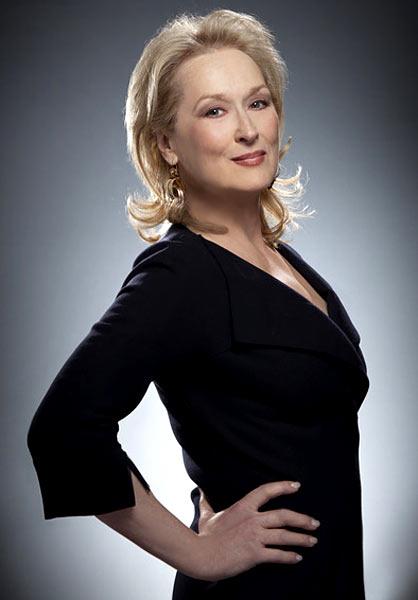 Мерил Стрийп е номинирана за превъплъщението си в образа на Маргарет Тачър в