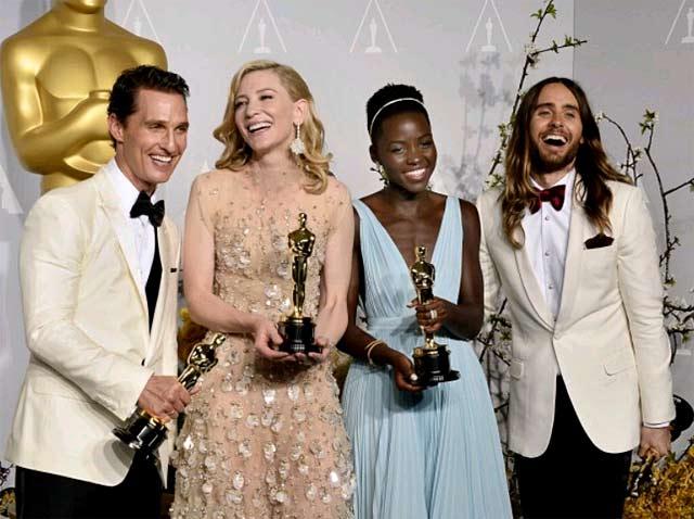 Актьорите, спечелили награди