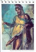 Priapus weighing his virile phallus (Pompei). (текстове към илюстрациите са от календара)