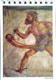 Mercurio Itifallico. (текстове към илюстрациите са от календара)
