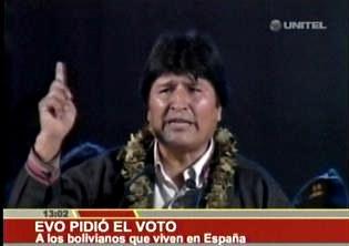 Боливия върви към очаквано преизбиране на президента Ево Моралес