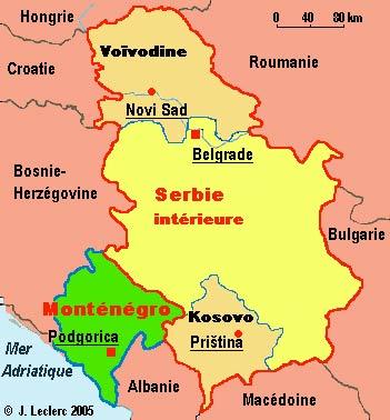 На изборите в черна гора яростни