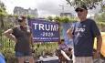 Четирите коза на Тръмп в президентската надпревара