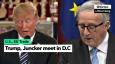 Тръмп срещу ЕС: Следващият рунд в битката е визита в Белия дом