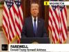 АП: Тръмп напусна поста, оставя след себе си хаос