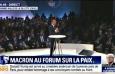 84 световни лидери на Форума за мир в Париж