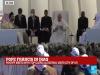 В опустошения от джихадистите Мосул папата се помоли за жертвите на войната срещу ИД