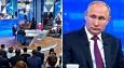 Пряка линия: Путин е изправен пред нарастващо недоволство