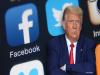 Блокирането на Доналд Тръмп се връща като бумеранг срещу Фейсбук