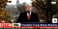 На тържествата в Париж: Световните лидери критикуват национализма, Тръмп остава сам