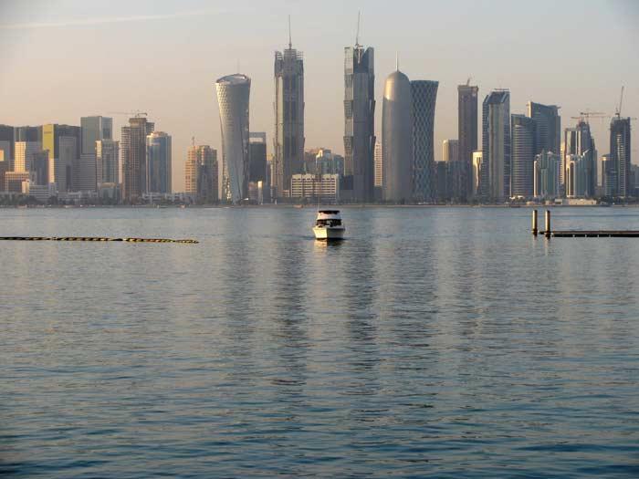 Доха, Катар. Снимки: авторката
