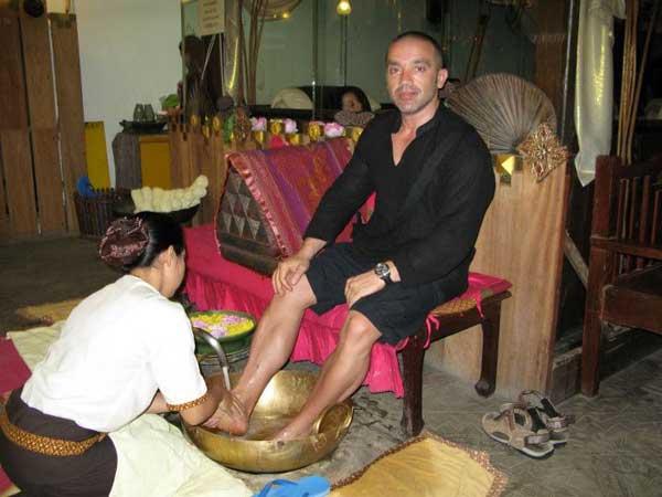 Радослав Тошев в Тайланд. Снимки: Лична страница Фейсбук