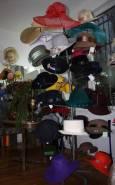 Всяка от шапките е скъпа за Ирина Сардарева, независимо от цената й. Снимка: авторката