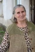 С. Долно Озирово, 66-годишната Виолета. Снимка: Веселина Димитрова