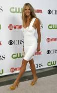 """Актрисата Ел Макферсън на партито на """"CBS"""", """"CW"""" и """"Showtime"""" по случай лятното турне на Асоциацията на телевизионните критици в библиотека """"Хънтингтън"""" в Сан Марино, Калифорния. Снимка: Ройтерс"""