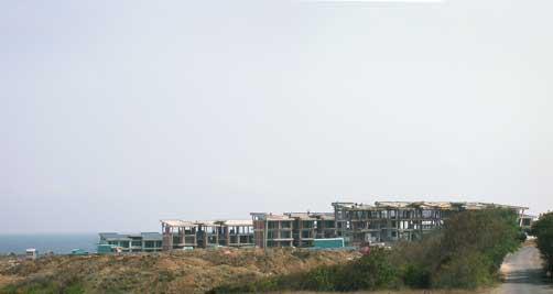 Незаконният строеж в природен парк