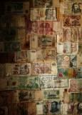 Колекция от банкноти от времето на соц-а. Снимки: Валентина Петрова
