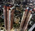 Небостъргачи в Токио. Височината е умерена заради земетръсната зона. Снимки: Бистра Величкова