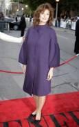Актрисата Сюзън Сарандън пристига за закриването на фестивала. Снимка: Ройтерс