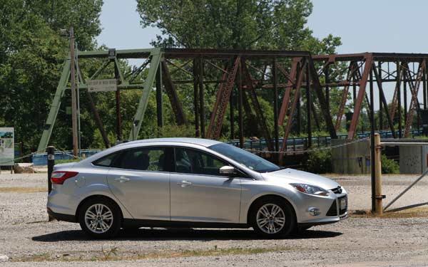 Фордът до стария мост на река Мисисипи. Снимка: Иван Бакалов