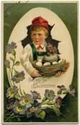 Германска картичка от 1902 г., тираж за България.