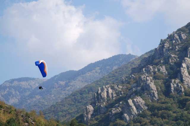 Свободен полет на Въздухария 2012. Снимка: Виктория Атанасова