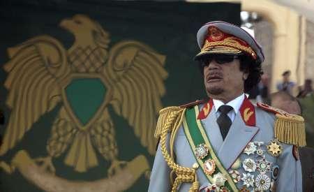 Резултат с изображение за Муамар Кадафи