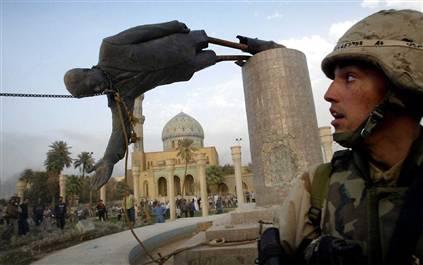 Превземането на Багдад - победа, превърнала се в кошмар - e-vestnik.bg