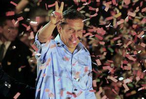 """Олянта Умала и победата на """"другото Перу"""""""