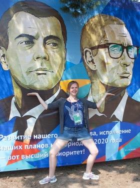 Избори без морков - Путин и Медведев дори не обещават