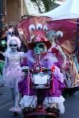 50 000 души на фестивал на извънземните в Розуел