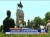 Как паметник на Робърт Лий се превърна в епицентър на протестното движение