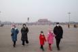 """Пекин е """"мъртъв град"""" заради епидемията от новия вирус в Китай"""