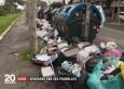 Рим е пред санитарна криза заради боклука