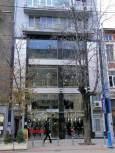 """Колко сигурно се чувстват живеещите над този магазин на  четири етажа на бул. """"Витоша""""? Снимка: e-vestnik"""