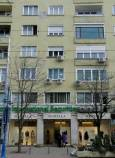 """Магазинът на партерния етаж на сграда на бул. """"Витоша"""" е разположен под три помещения. Колони са заместили  вертикалните разделящи ги стени. Снимка: e-vestnik"""